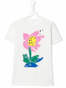 Stella McCartney Kids футболка с принтом 588684SOJ07