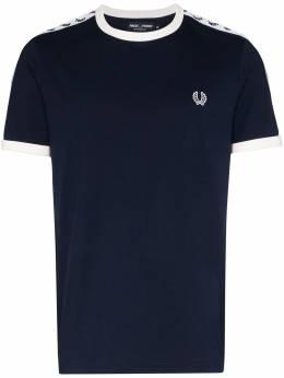 Fred Perry футболка с логотипом M6347