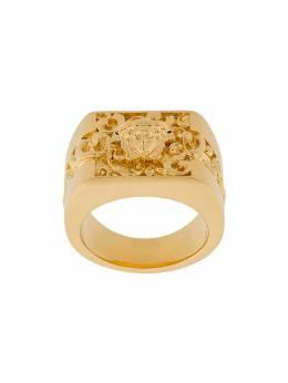 Versace кольцо с декором Medusa DG57917DJMT