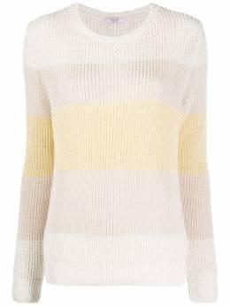 Peserico свитер в полоску с круглым вырезом S99875F059296G