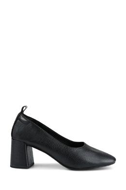 Черные кожаные туфли Isadora Senso 3122178892