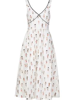 Платье Markus Lupfer 119221