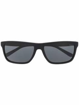Polo Ralph Lauren солнцезащитные очки в прямоугольной оправе 0PH415356688758