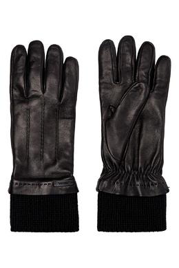 Перчатки из кожи наппа Prada 40179778