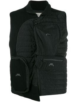 A-Cold-Wall* жилет с карманами карго ACWMF19CNB04