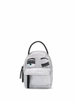 Chiara Ferragni рюкзак Winking Eye с блестками CFZ063