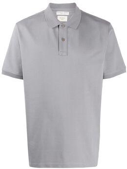 Bottega Veneta однотонная рубашка-поло 610271VKLY0