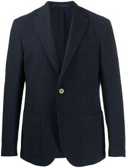 Eleventy однобортный пиджак A70GIAA04TES0A045