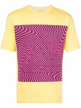 Palace футболка с графичным принтом P17TS112T