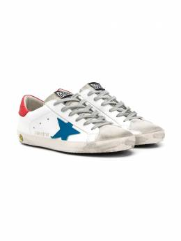 Golden Goose Kids кеды Superstar G36KS501B43