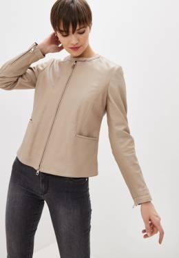 Куртка кожаная Emporio Armani 5NG06P 52P19