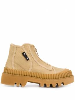 Proenza Schouler ботинки на молнии PS34030A11137