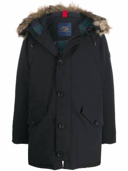 Polo Ralph Lauren пуховик с капюшоном 710756916