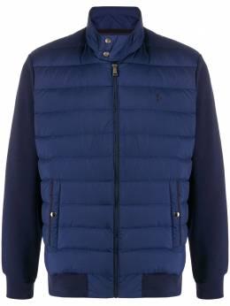 Polo Ralph Lauren куртка с контрастными вставками 710779788