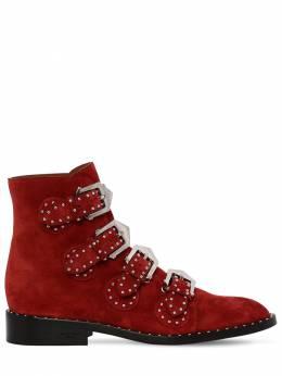 Замшевые Ботинки 20mm Givenchy 71IA8M009-NjA30