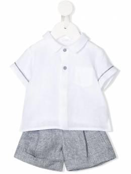 Il Gufo комплект из рубашки и шорт P20DP324L0011