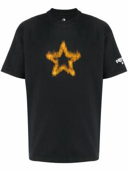 Converse playing with fire print T-shirt 10020226A01