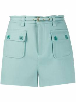 Red Valentino belted shorts TR3RFC801Y1