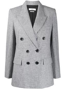 Isabel Marant Etoile двубортный пиджак VE118920P011E