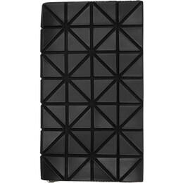 Bao Bao Issey Miyake Black Book Wallet BB06AG782