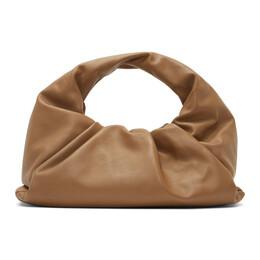 Bottega Veneta Tan Small Shoulder Pouch Bag 610524 VCP40