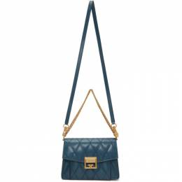 Givenchy Blue Small GV3 Bag BB501CB08Z