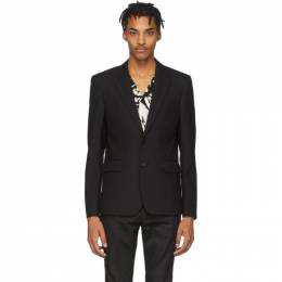 Saint Laurent Black Classic Blazer 507472Y640W