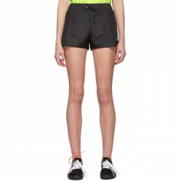 Off-White Black Active Shorts OWCB020R20A390681000