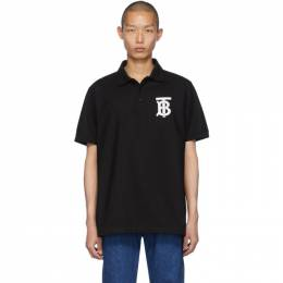 Burberry Black Winford Polo 8024328