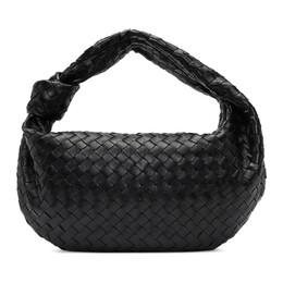 Bottega Veneta Black Medium Jodie Bag 600261 VCPP0