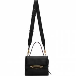Alexander McQueen Black The Story Bag 610021D78AT