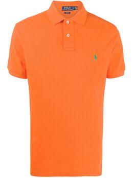 Polo Ralph Lauren рубашка-поло с вышитым логотипом 710536856