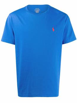Polo Ralph Lauren футболка с вышитым логотипом 710671438