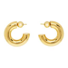 Sophie Buhai Gold Small Donut Earrings