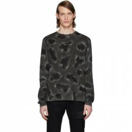 1017 Alyx 9Sm Black A Sphere Long Sleeve T-Shirt AAMTS0120FA01BLK0001