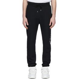 1017 Alyx 9Sm Black Logo Lounge Pants AVUPA0044FA01BLK0001