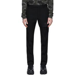 1017 Alyx 9Sm Black Wool Suit Trousers AAMPA0101FA01BLK0001