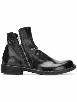Officine Creative side zip ankle boots LEGRAND105IGNIST