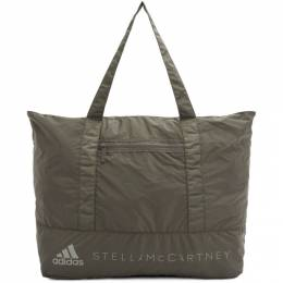 Adidas by Stella McCartney Brown Packable Travel Tote FP8430