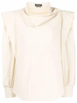 Isabel Marant деконструированная блузка HT165820P018I
