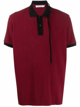 Craig Green рубашка-поло со шнуровкой CGSS20CJEPSS02