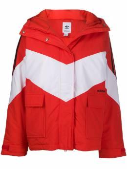 Adidas куртка Iconic Winter с капюшоном FQ2413