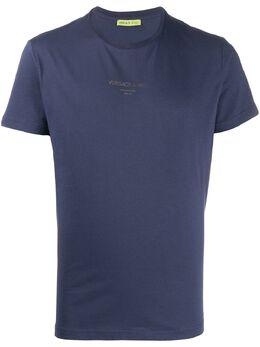 Versace Jeans футболка с логотипом B3GTA76U