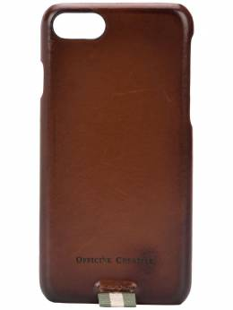 Officine Creative logo embossed iPhone 7/8 case OCLIPHON4DIVOCD210