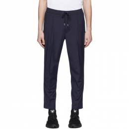 Moncler Navy Sport Trousers 2A71000549P5779
