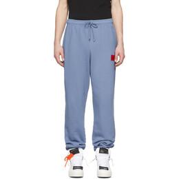 424 Blue Logo Lounge Pants 424C-PSS20-0034
