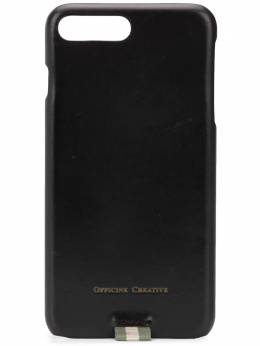 Officine Creative logo embossed iPhone 8 Plus case OCLIPHON2DIVOC1245