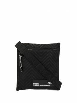 Versace Jeans Couture сумка-мессенджер с логотипом E1YVBB9671430