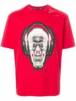 Blackbarrett футболка с принтом 1AXXJT371REB