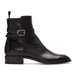 Christian Louboutin Black Kicko Boots 3191177